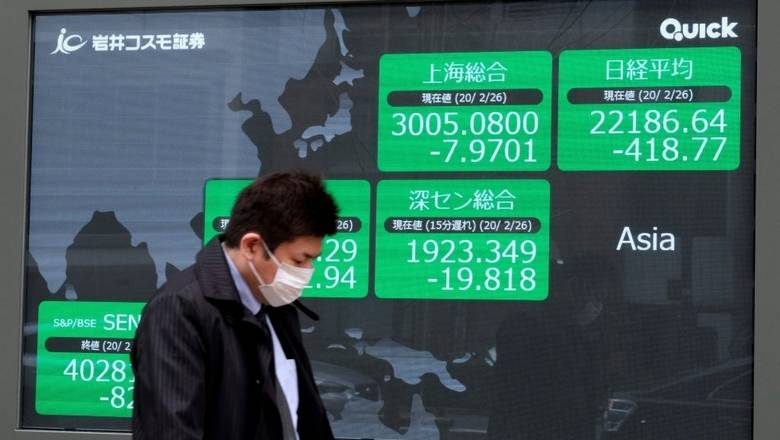 Asia markets stutter on stimulus struggles, China-US tensions