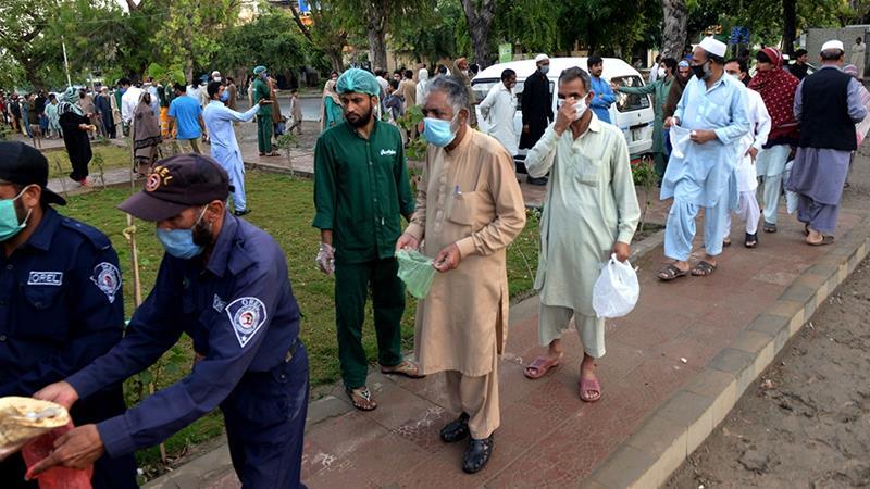 Coronavirus kills 4 Pakistanis, infects 591 in one day