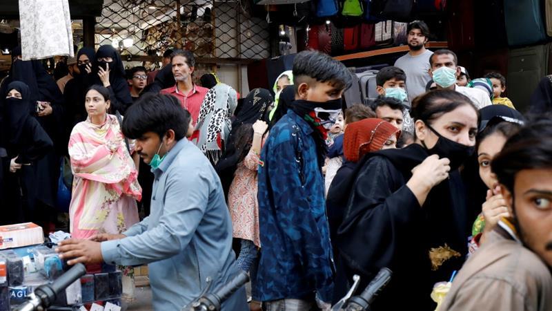 Coronavirus kills ten Pakistanis, infects 630 in one day