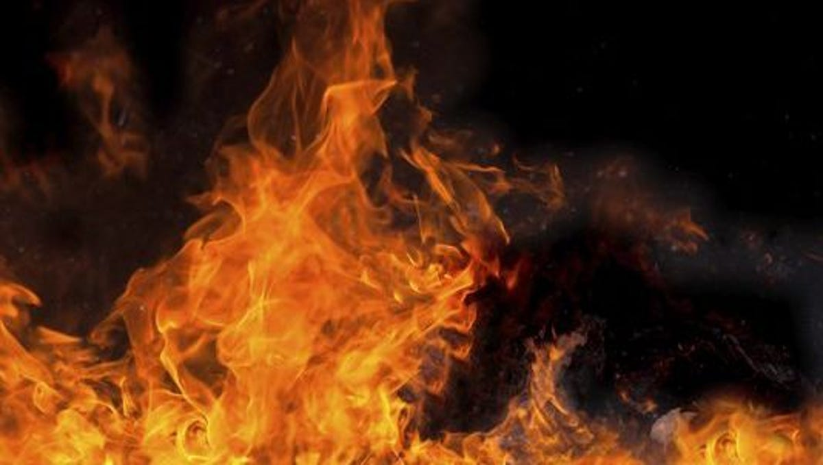 Fire gutted more than 30 shops in Mansehra