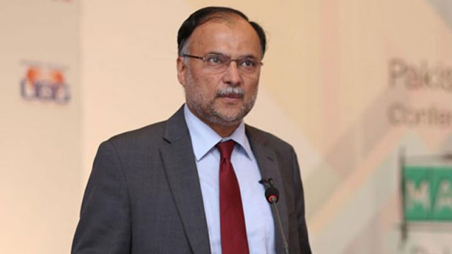 How will the govt fund Rs5000 bn Ravi city project, asks Ahsan Iqbal