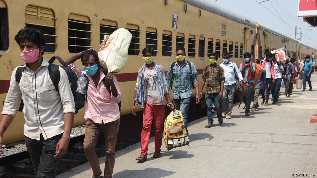 India eases lockdown despite a surge in COVID-19 cases