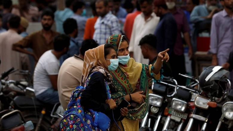 Pakistan records lowest single-day death toll from COVID-19