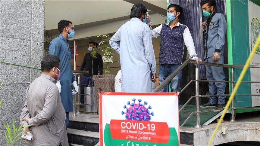 Pakistan reports lowest number of new COVID-19 cases in over 3 months
