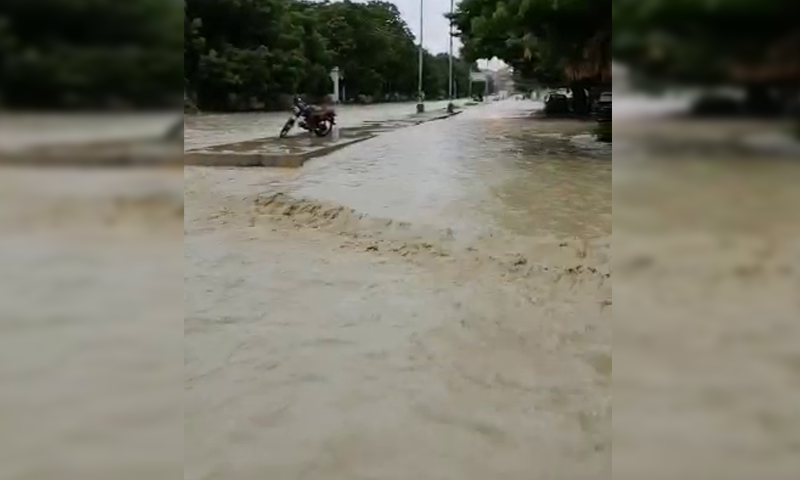 Urban flooding alert issued as seventh monsoon spell to hit already inundated Sindh