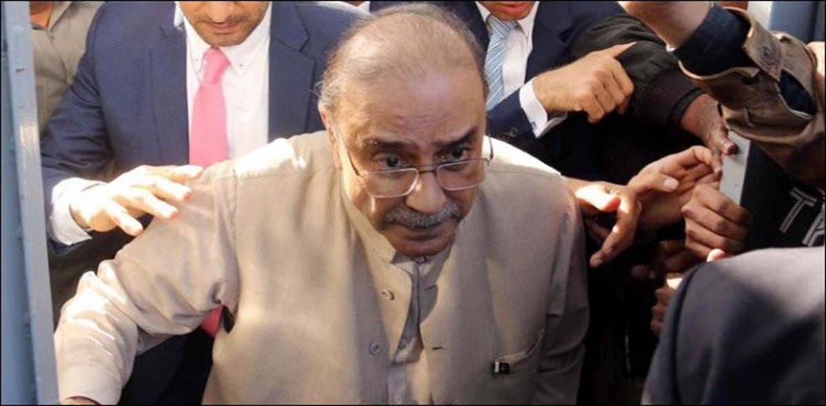 Zardari's indictment in Thatta water supply case deferred till August 7