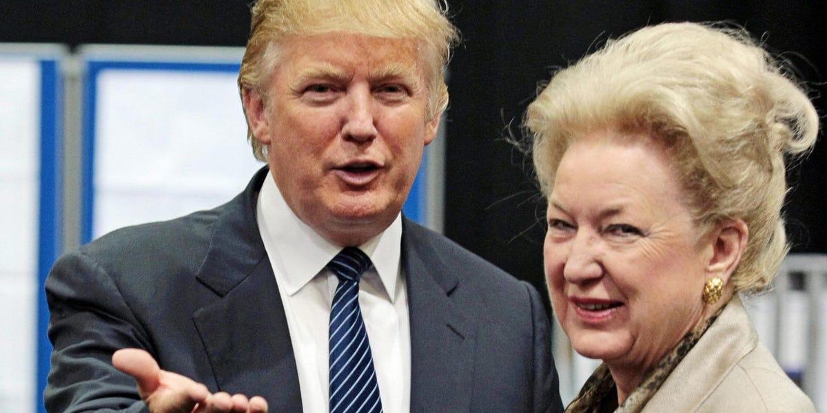Trump's sister calls him 'cruel', 'liar' on secret recordings: report