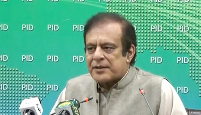 Efforts accelerated to bring back ex-PM Nawaz: Shibli Faraz