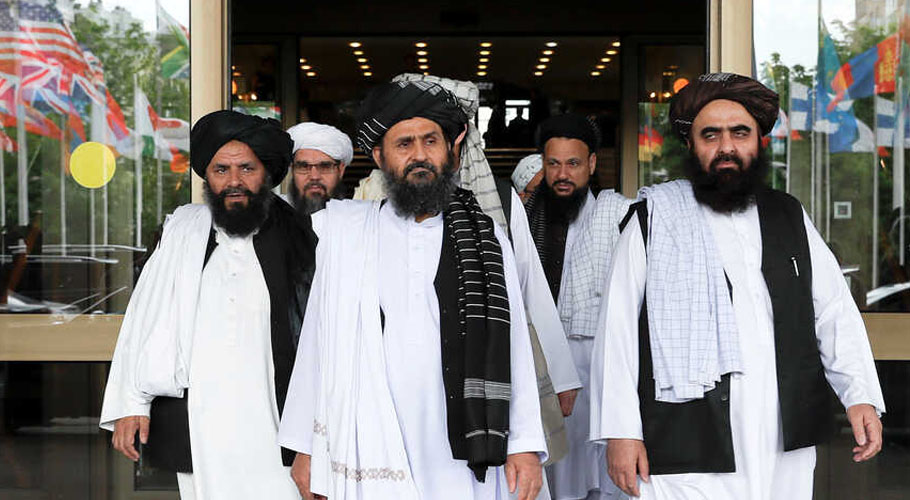 Afghan Taliban delegation arrives in Pakistan