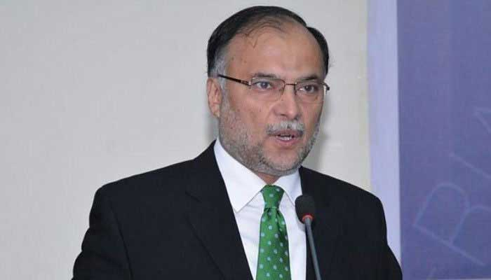 PTI Govt has become a threat to Pakistan: Ahsan Iqbal