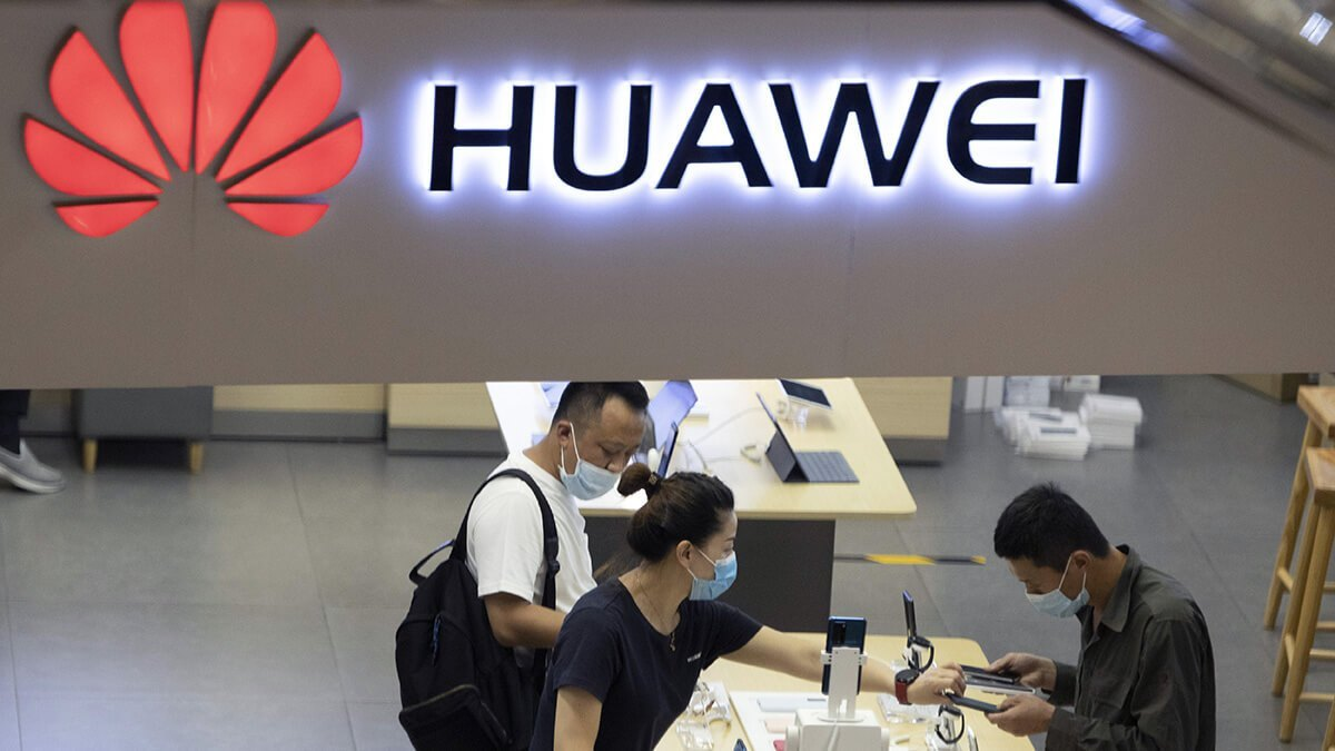 China condemns new US sanctions against Huawei