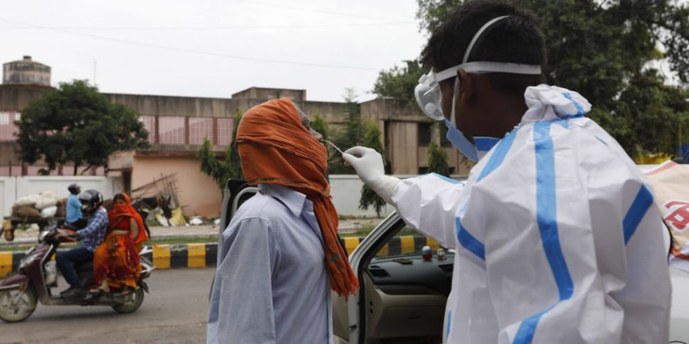 Confirmed global coronavirus cases pass 25 million