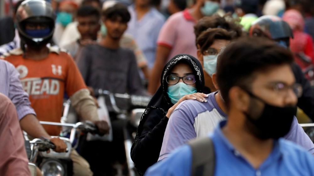 Coronavirus kills 10 Pakistanis, infects 753 in one day
