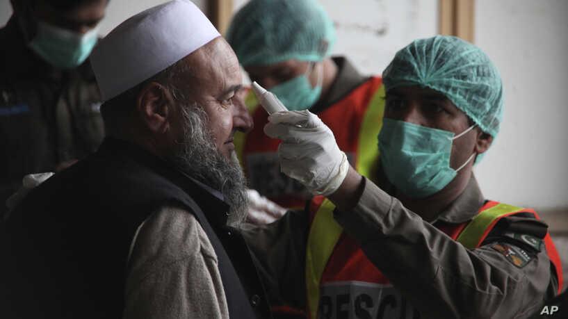 Coronavirus kills 15 Pakistanis, infects 539 in one day