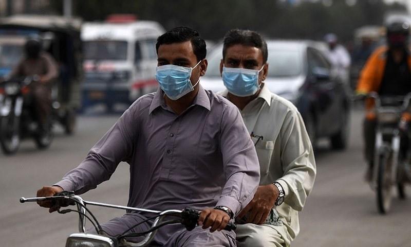 Coronavirus kills 6 Pakistanis, infects 213 in one day