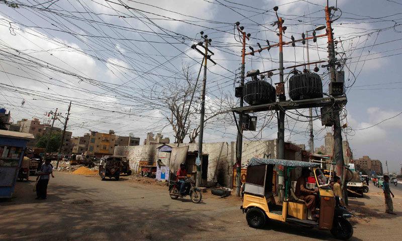 Five people die due to electrocution in rain-hit Karachi