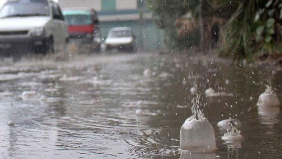 Fourth spell of monsoon rains hits Karachi