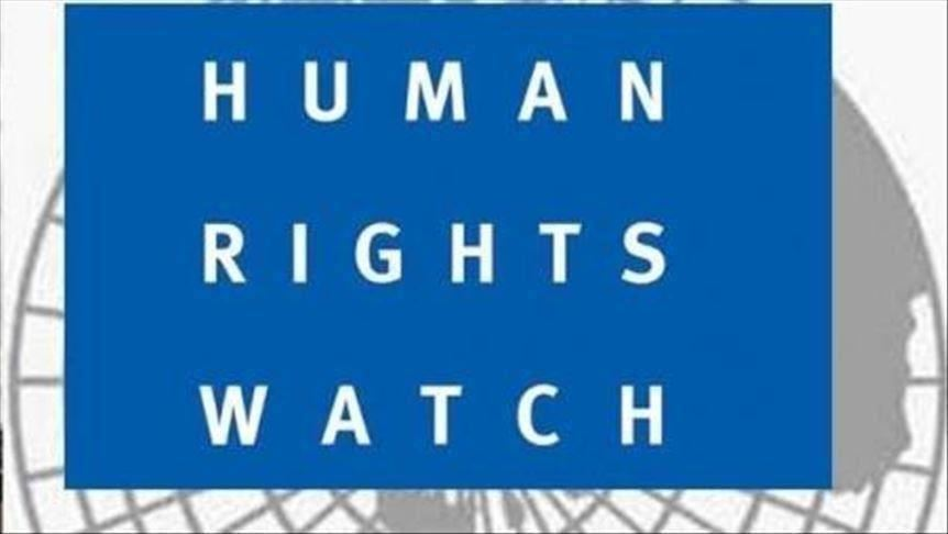 HRW slams India over human rights abuses in Kashmir
