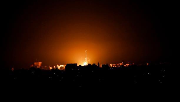Israel keeps up Gaza strikes after Qatar joins mediation bid