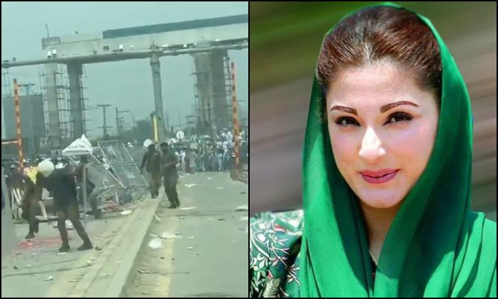 NAB office attack: Case registered against Maryam Nawaz and party leaders, workers