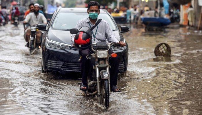 Met Office predicts more rains in Karachi
