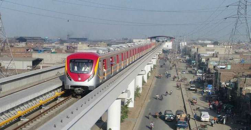 Orange Line train will start operating from October 25