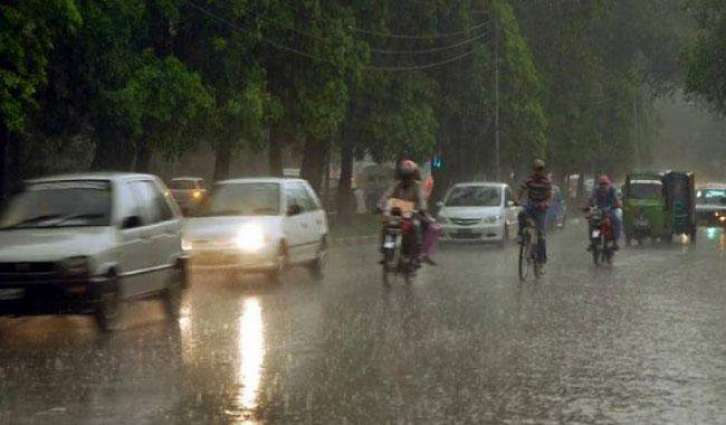 Rain in Lahore, other parts of county turns weather pleasant