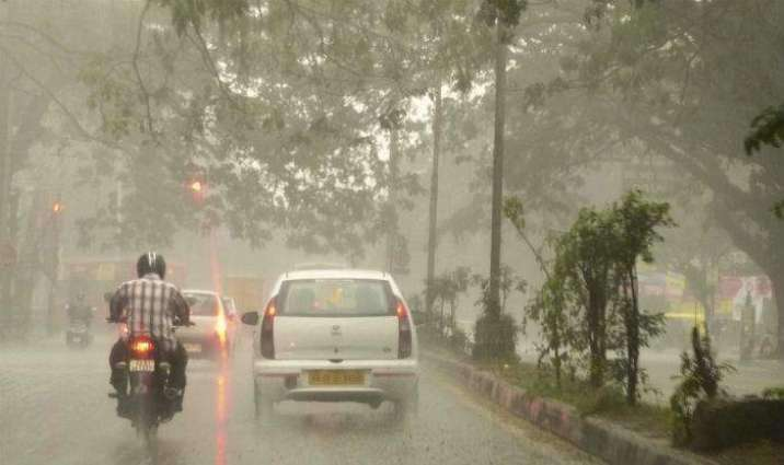 Rain with strong winds expected in upper Punjab, other areas