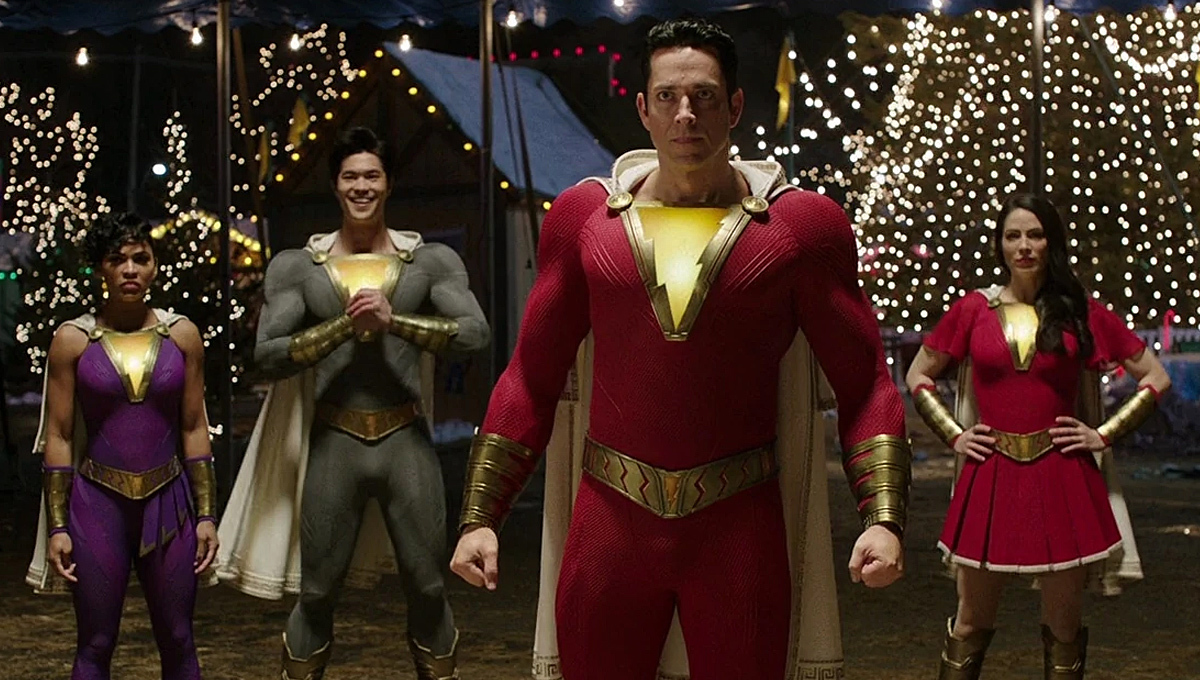 'Shazam 2' title revealed by the cast