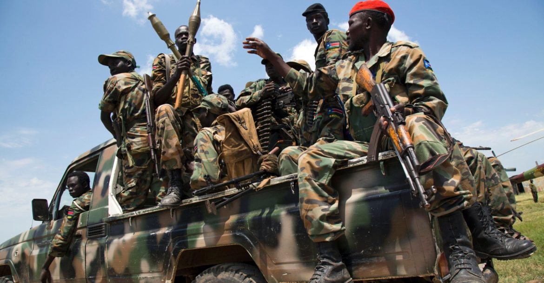 Civilians, soldiers clash leaving 127 dead in S.Sudan: army