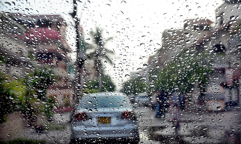Monsoon update: Karachi, get ready for rain from July 15