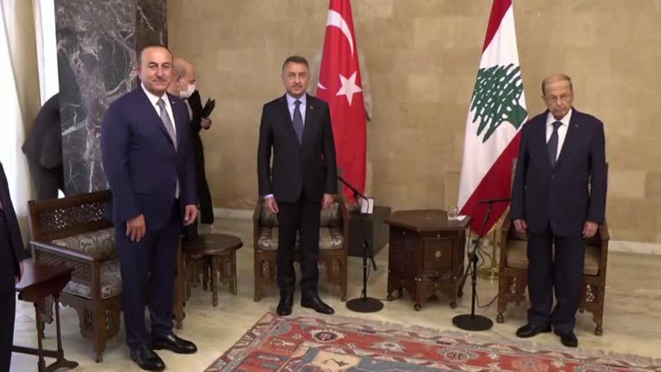 Turkey says it is ready to help rebuild port of Beirut