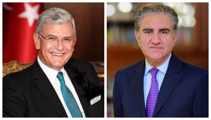 UNGA President-elect arrives in Pakistan, meets FM Qureshi