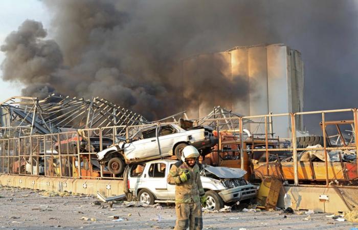 Lebanon blast kills at least 137, injures 5,000: ministry