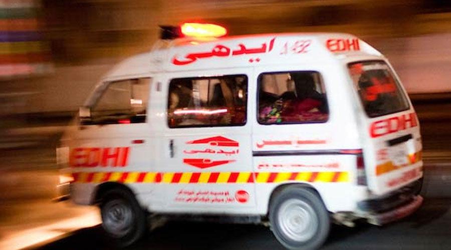 Karachi: Fire at a house injures four