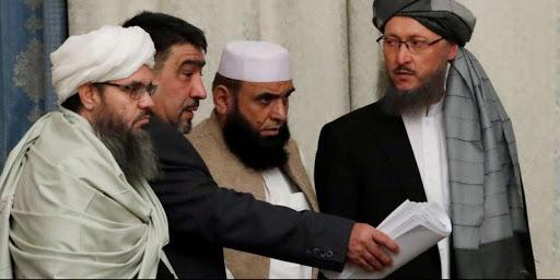 Afghan Taliban delegation arrives in Pakistan tonight