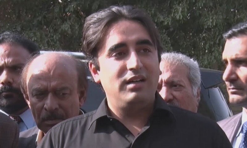 PTI taking political revenge in the name of corruption: Bilawal