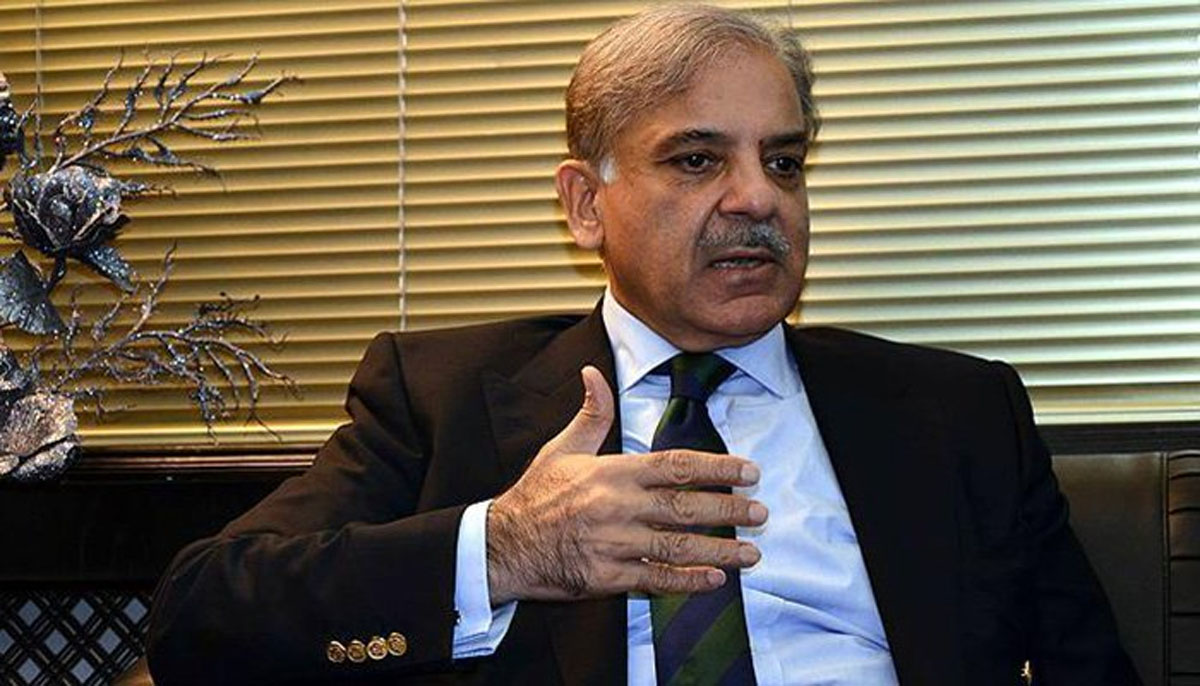 No party has the right to expel another from PDM, Shahbaz Sharif says