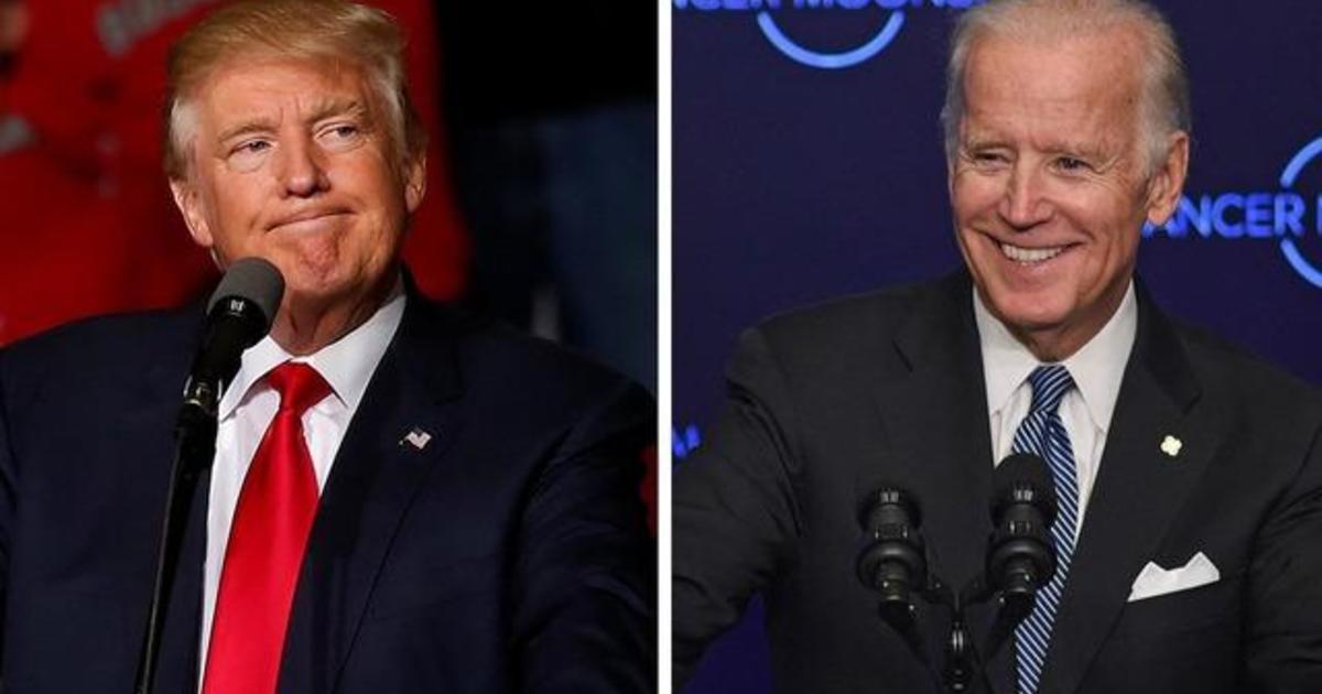 Biden enters final stretch with large cash advantage over Trump