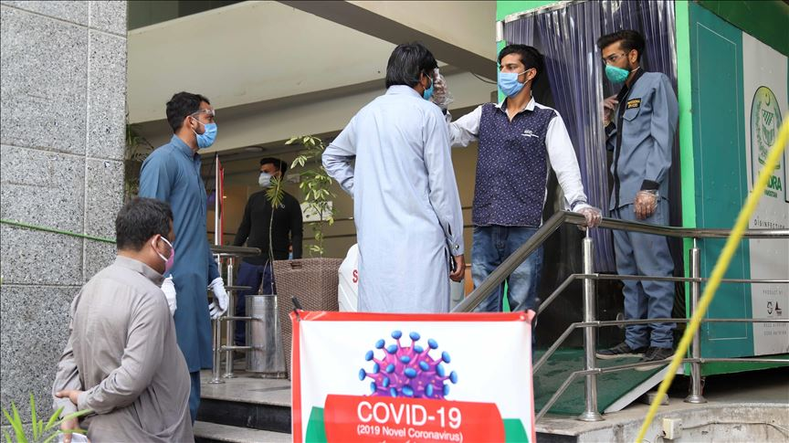 Coronavirus kills 6 Pakistanis, infects 632 in one day