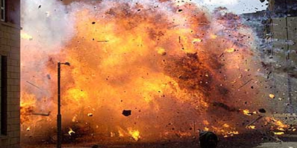 Four wounded in bomb blast in Karachi