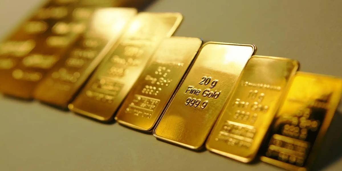 Gold price increases Rs350 to Rs116,000 per tola