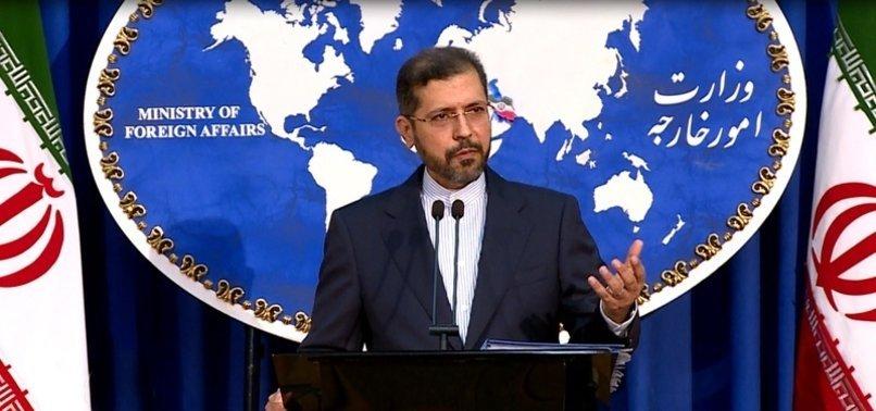 Iran warns against border 'intrusion' by Armenian, Azerbaijani forces