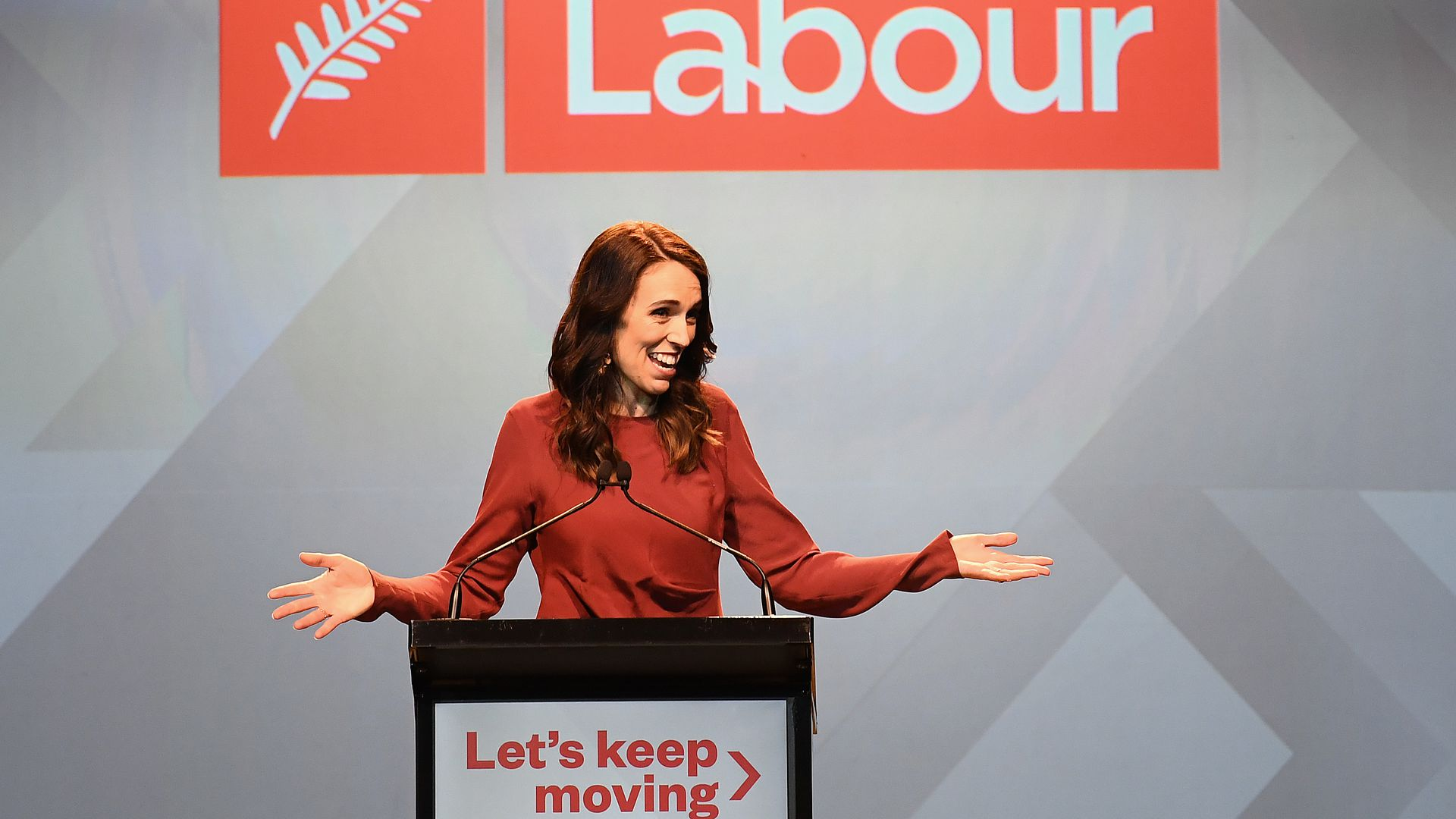 Jacinda Ardern's Labour Party wins New Zealand election