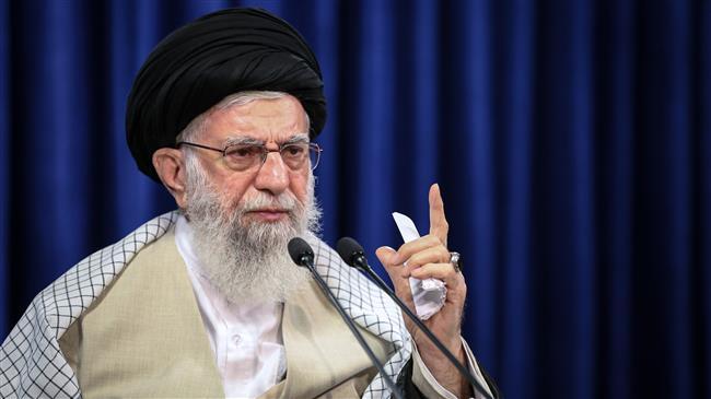 Khamenei says Macron's support for blasphemous caricatures 'stupid act'