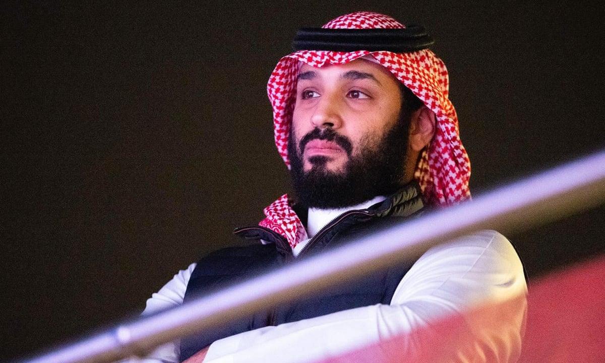 Khashoggi's fiancee sues Saudi crown prince in US