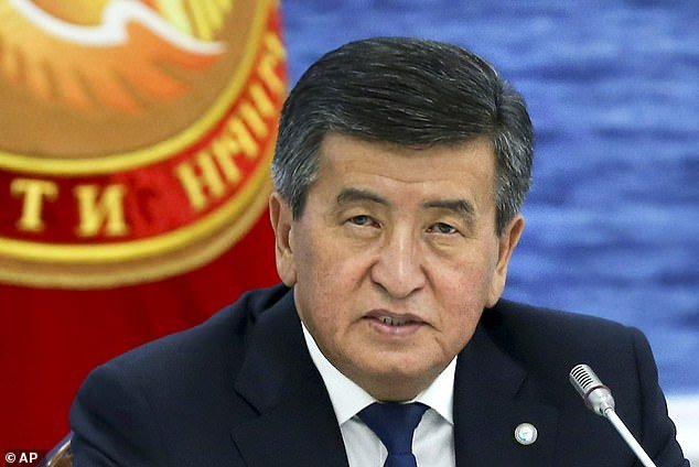 Kyrgyzstan president resigns to end post-election crisis