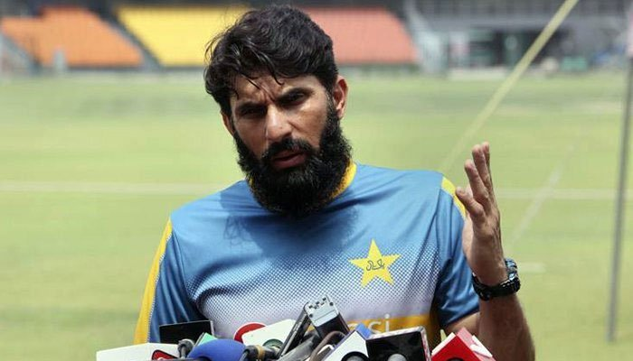 Misbah-ul-Haq announces he is resigning as Pakistan's chief selector
