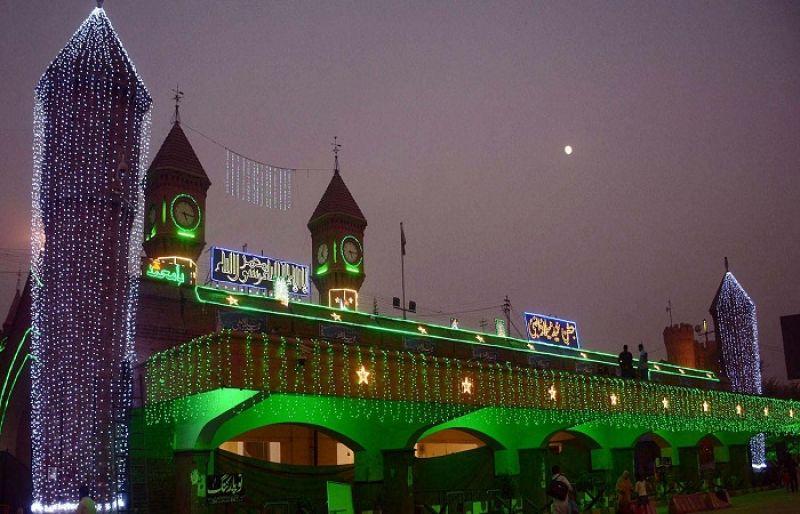 Eid Milad-un-Nabi (SAWW) being celebrated with national fervor