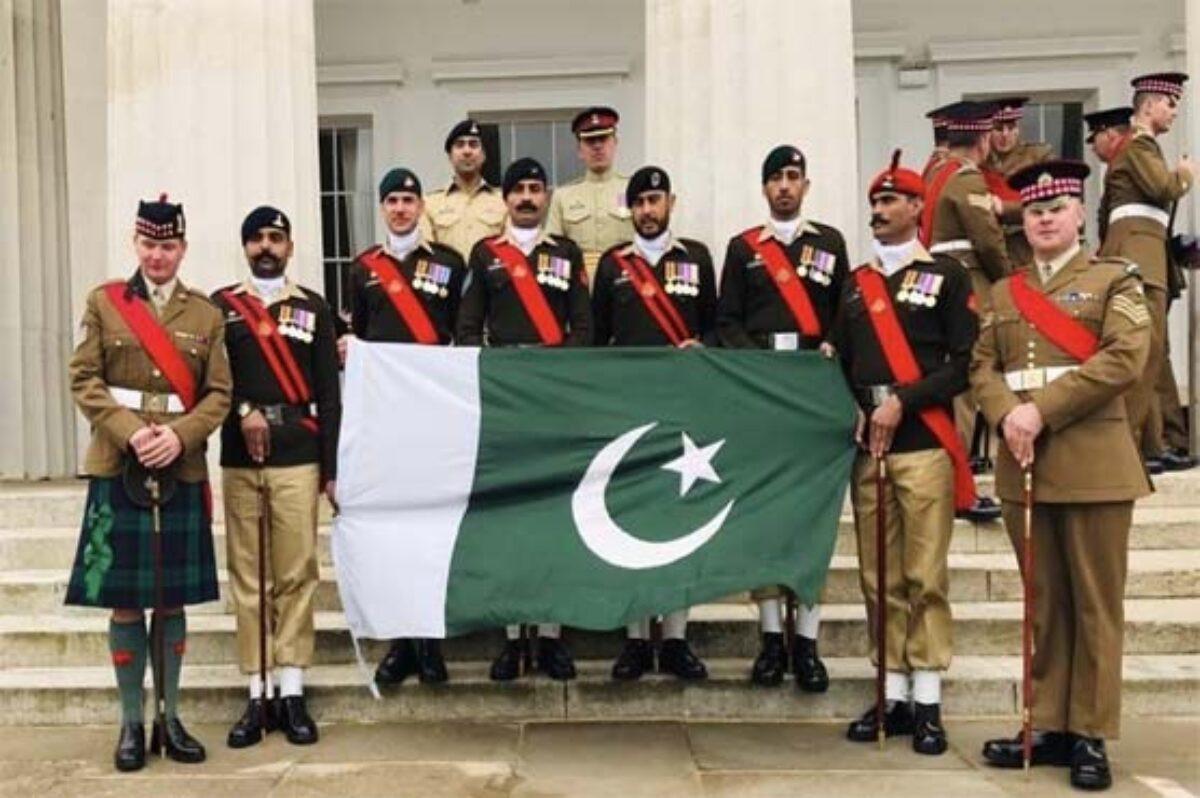 Pakistan Army wins Pace Sticking Competition for third consecutive year
